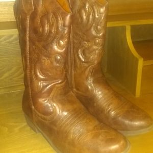 Vintage Columbia Boots - Boys Size 5 /Girls